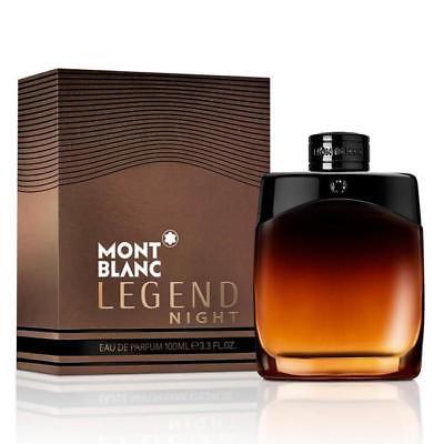 Parfum Montblanc Legend Night 100 ml, barbati, Lemnos - Aromatic [1]