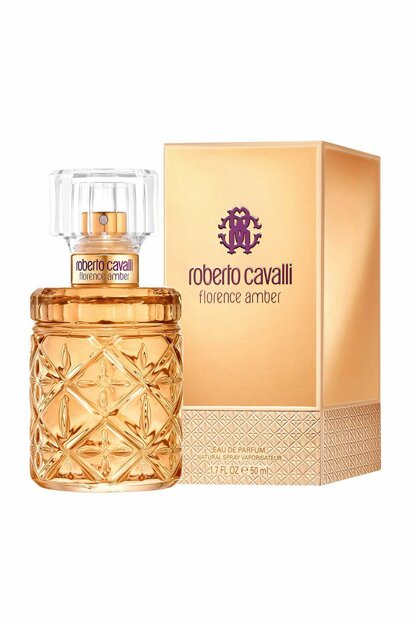 Parfum Roberto Cavalli Florence Amber 50 ml, pentru femei [0]
