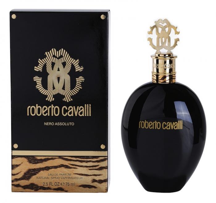 Parfum Roberto Cavalli Nero Assoluto 75 ml, femei, Oriental - Floral [1]