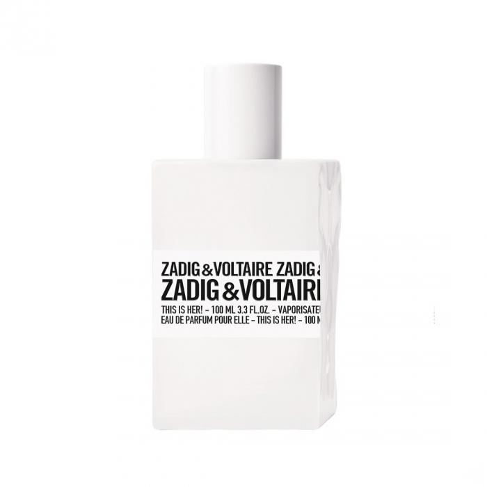 Parfum Zadig & Voltaire This Is Her! 100 ml, pentru femei [0]