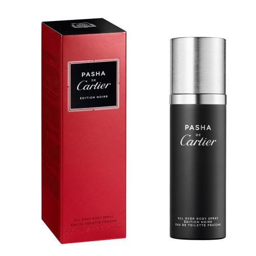 Pasha de Cartier Edition Noir, Barbati, Spray pentru corp, 100 ml [1]