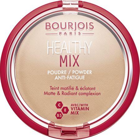 Pudra compacta Bourjois Healthy Mix, No 03 Dark Beige, 11 g [0]