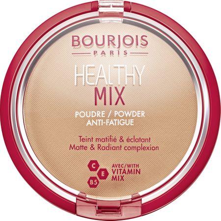 Pudra compacta Bourjois Healthy Mix, 004 Light Bronze, 11 g 0