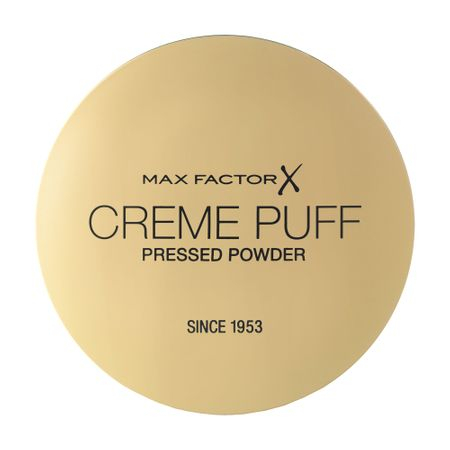 Pudra compacta Max Factor Creme Puff, 042 Deep Beige, 21 g 0