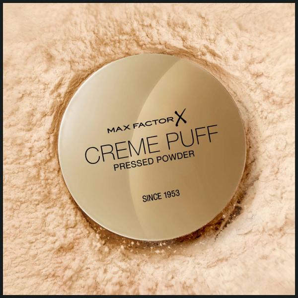 Pudra compacta Max Factor Creme Puff, 042 Deep Beige, 21 g 6