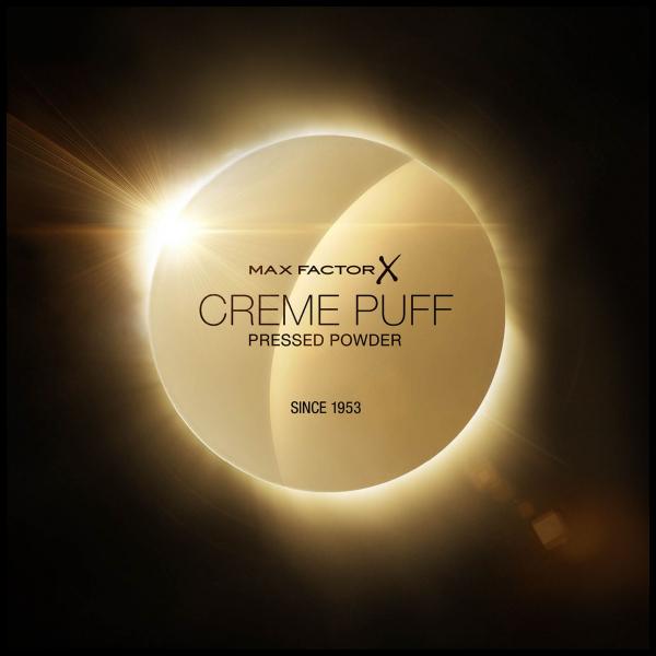 Pudra compacta Max Factor Creme Puff, 042 Deep Beige, 21 g 7
