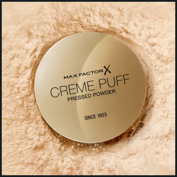 Pudra compacta Max Factor Creme Puff, 053 Tempting Touch, 21 g 6