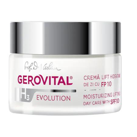 Crema lift hidratanta H3 Evolution, de zi cu SPF10, 50 ml [2]