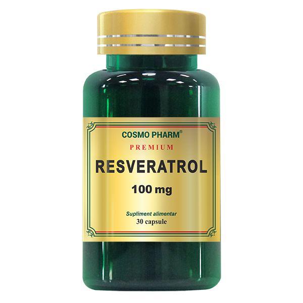Resveratrol, Cosmo Pharm, 30 capsule 0