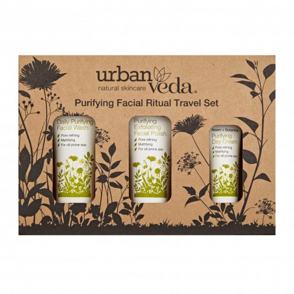Ritual Travel Set Purifying Urban Veda 0