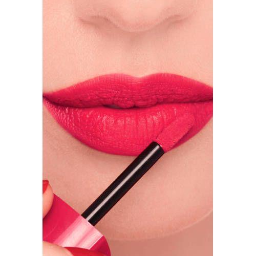 Ruj de buze cu efect matifiant Bourjois Rouge Edition Velvet No.13 Fun(n)chsia, 7.7ml [5]