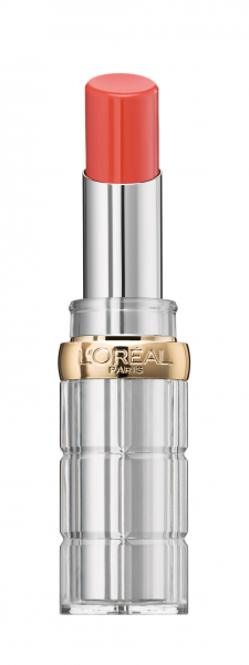 Ruj cu finish stralucitor L'Oreal Paris Color Riche Shine 109 Pursue Pretty 0