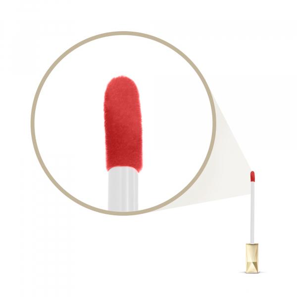 Ruj de buze Max Factor Colour Elixir Honey Lacquer, 25 Floral Ruby, 3.8 ml 3