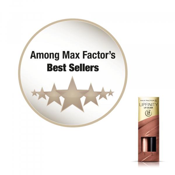 Ruj de buze rezistent la transfer Max Factor Lipfinity, 180 Spiritual 5