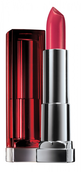 Ruj satinat Maybelline New York Color Sensational 527 Lady Red 0