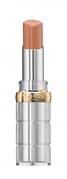 Ruj  stralucitor L'Oreal Paris Color Riche Shine 656 Beige in the city 0