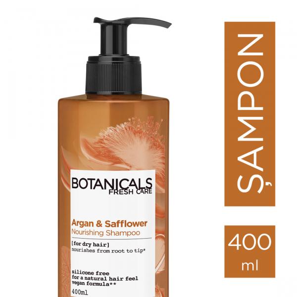 Sampon Botanicals Fresh Care, pentru par uscat, 400 ml 0