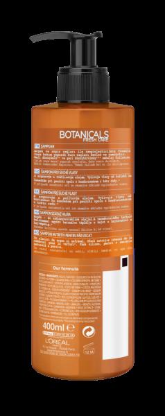 Sampon Botanicals Fresh Care, pentru par uscat, 400 ml [1]