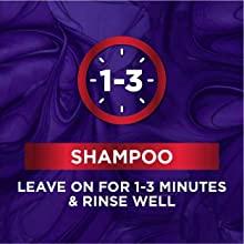 Set 2x Sampon pentru parul blond/gri Elseve Purple Shampoo 200 ml [3]