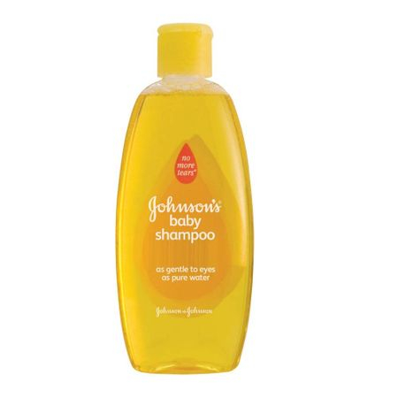 Sampon pentru copii Johnsons Baby Gold, 200ml 0