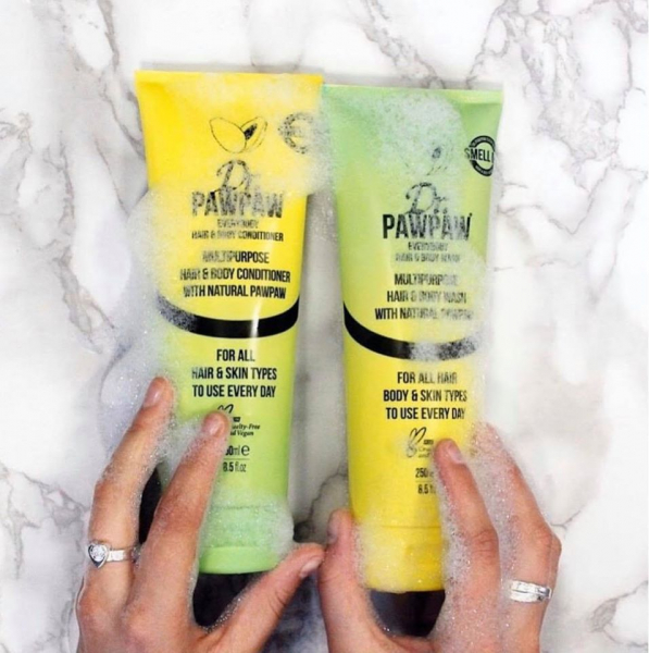 Sampon si Gel de dus 250ml Dr PawPaw 4