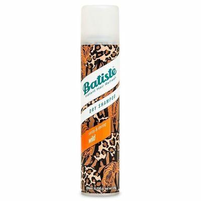 Sampon uscat Batiste Wild, cu aroma de crin salbatic, pentru toate tipurile de păr 200ml 0