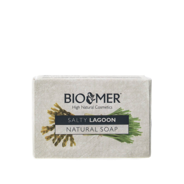 Sapun natural hidratant pentru ten uscat cu Aloe Vera BIO Bio Mer 90g 0