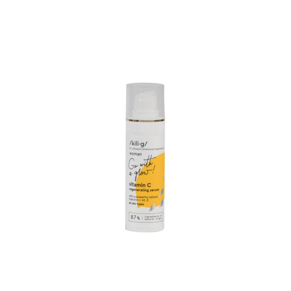 Serum Regenerant cu Vitamina C KILIG WOMAN 30 ml [1]