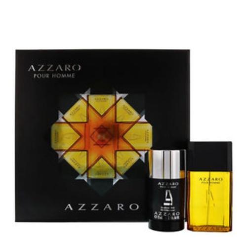 Set CADOU Azzaro Pour Homme, barbati: apa de toaleta 50 ml + 75 ml Deodorant stick [0]