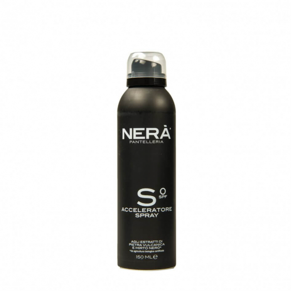 Spray accelerator bronzant Nera  150 ml 1