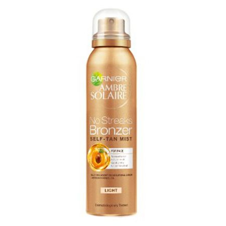 Spray autobronzant pentru ten nuanta deschisa Ambre Solaire - 75ml 0
