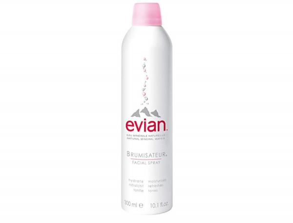 Spray facial cu apa termala Evian Brumisateur, 300ml [0]