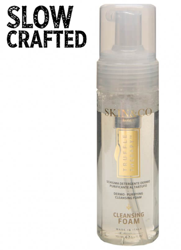 Spuma pentru curatare faciala Truffle Therapy   Skin&Co Roma 160 ml 0