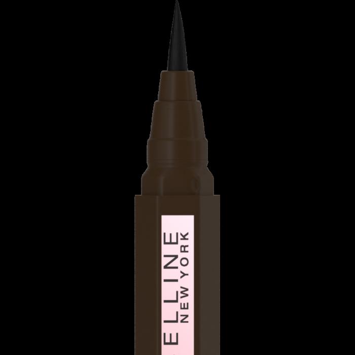 Tus lichid pentru ochi Maybelline Hyper Easy, cu aplicator pensula 0.6g [11]