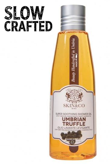 Ulei hidratant pentru dus Umbrian Truffle   Skin&Co Roma 230 ml 0