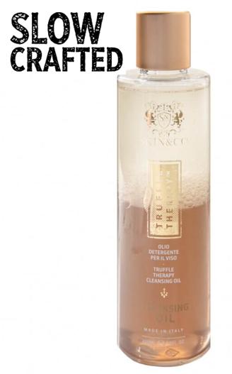 Ulei pentru curatare faciala Truffle Therapy   Skin&Co Roma 200 ml 0