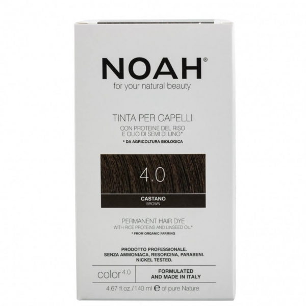 Vopsea de par naturalaSaten 4.0 Noah 140 ml 0