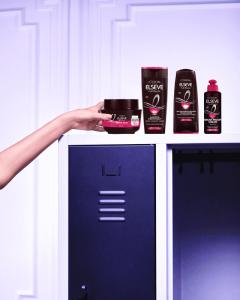 Șampon pentru par fragil cu tendinta de cadere  Elseve Full Resist - 250ml [3]