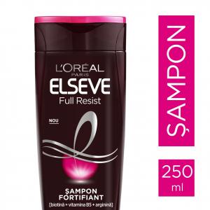 Șampon pentru par fragil cu tendinta de cadere  Elseve Full Resist - 250ml [1]