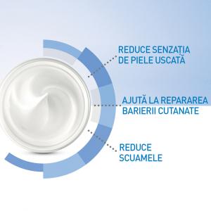 Cremă hidratantă pentru față și corp, piele uscată și foarte uscată CeraVe , 340 gr [5]