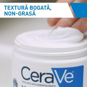 Cremă hidratantă pentru față și corp, piele uscată și foarte uscată CeraVe , 340 gr [1]