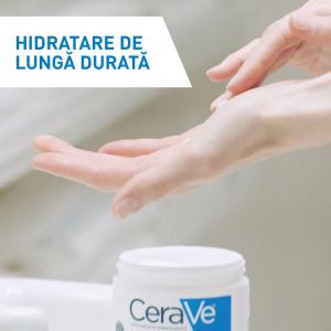 Cremă hidratantă pentru față și corp, piele uscată și foarte uscată CeraVe , 340 gr [2]