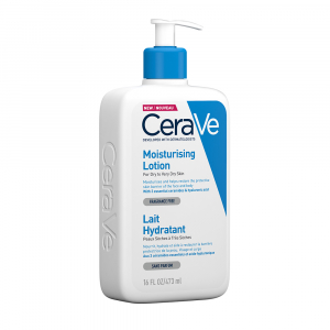 Loțiune hidratantă pentru față și corp, piele uscată și foarte uscată  473 ml CeraVe [0]