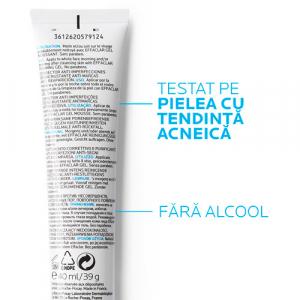 Crema corectoare anti-imperfectiuni, anti semne post-acneice, anti-recurenta LA ROCHE-POSAY EFFACLAR DUO(+), 40ml [4]