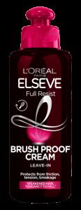 Crema rezistenta la pieptanat pentru parul fragil cu tendinta de cadere, Elseve Full Resist  - 200 ml0