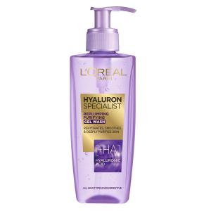 Gel de curatare redensificator pentru toate tipurile de ten Hyaluron Specialist, 200 ml