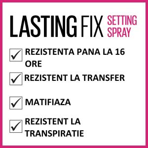 Spray de fixare Lasting Fix, 100ml4