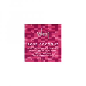 Masca exfolianta coreeana WHEN, pentru ten radiant, 30 ml1
