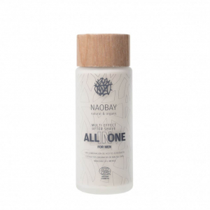After shave BIO hidratant cu ulei de argan jojoba si dovleac All in One   Naobay 100 ml [0]