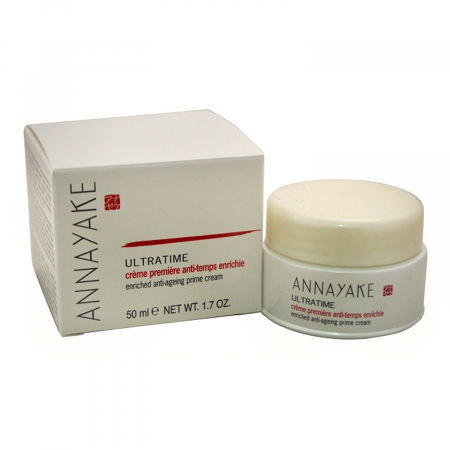 TESTER  ANNAYAKE ULTRATIME ENRICHED ANTI-AGEING PRIME CREAM 50 ML *F [0]